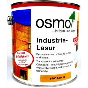 Osmo Industry Stain Larch 5705 (price for 8 Litre)