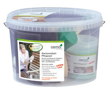 Osmo Garden furniture wood care set NEW