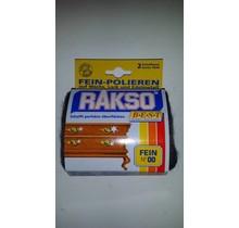 Polijstkussentjes Extra (staalwol fijn 00)