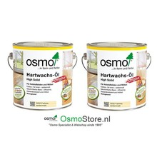 Osmo 3032 2X 2,5ltr Hardwax NOW SUPER OFFER !!