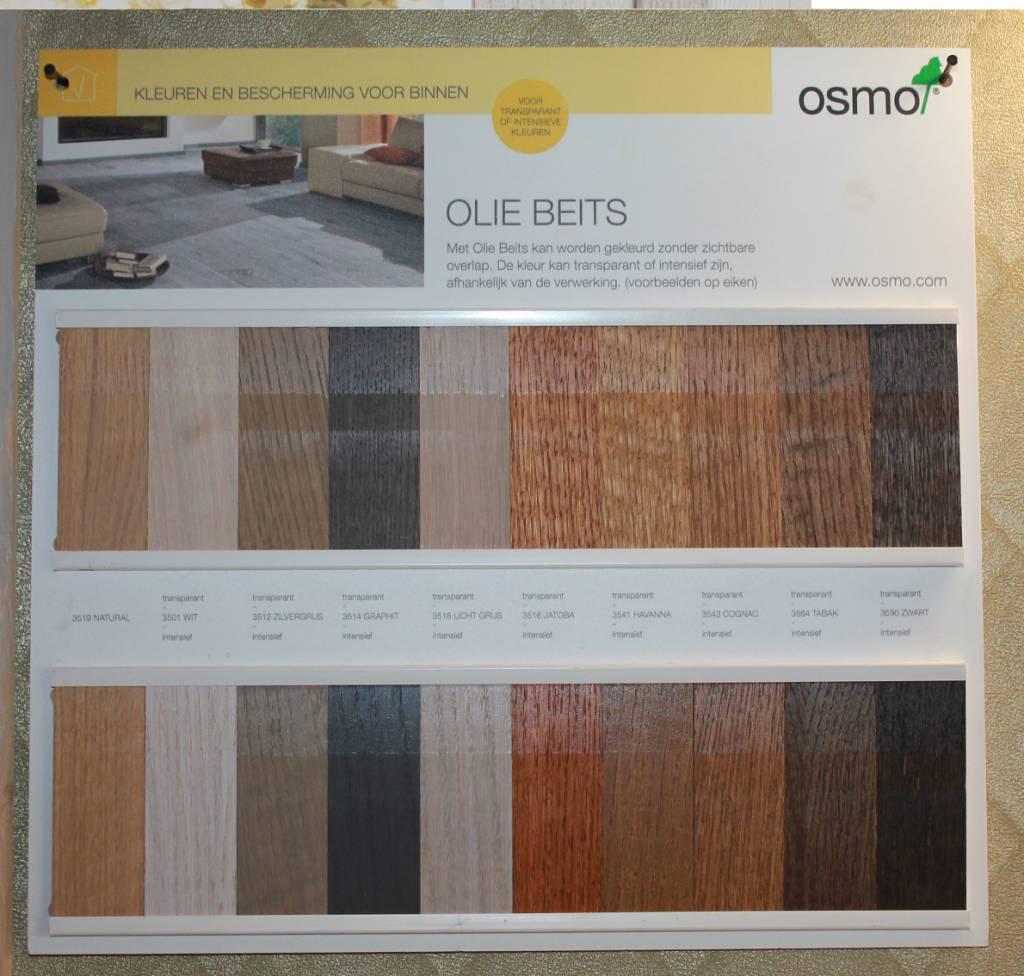Extreem Osmo Olie Beits 3500 serie (kies uw kleur) NIEUW - OsmoStore.nl SY92