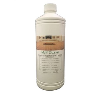 Tisa Line Eco Multi Cleaner 1 and 5 Ltr ACTION (all floors suitable)