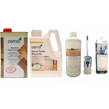 Osmo Actiepakket 3 = 1x 3029 + 1x 8016 + 1 Multi Cleaner + 1 Opti Set