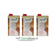Osmo ACTION: 3 Pieces Onderhoudswas WHITE 3087