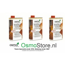 Osmo ACTION: 3 Pieces Onderhoudswas Colourless 3029