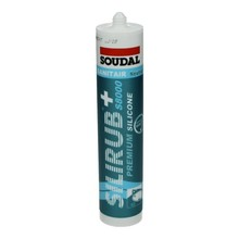Tisa Line Soudal Silicone sealant for color for Laminate etc (choose your color)
