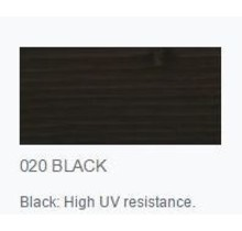 020 Terrasolie Zwart