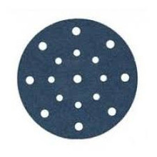 SIA Siatop 1815 - 17 hole Sandpaper for 150mm Rotex (choose your grain)