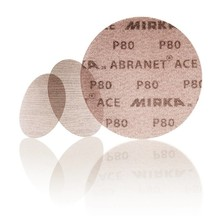 Mirka Abranet Ace 150mm (set of 10 pieces, choose your grain)