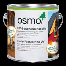 Osmo UV BeschermingsOlie (klik voor kleuren en opties)