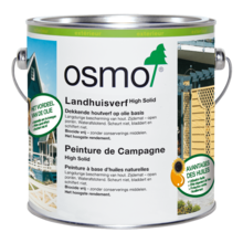 Osmo Country house paint (click here for color and content)