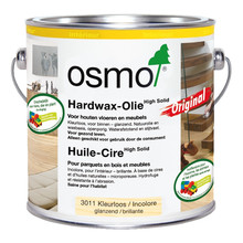 Osmo 3011 Hardwax oil colorless GLOSS
