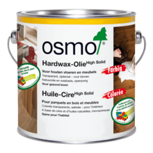 Osmo 3240 Hardwax oil WHITE Polyx Rapid (Quick drying)