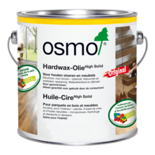 Osmo 3065 Hardwax oil colorless SEMI-MAT (click here for the content)
