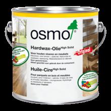 Osmo 3065 Hardwaxolie kleurloos SEMI-MAT (klik hier voor de inhoud)
