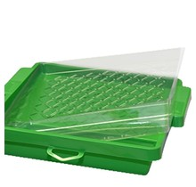 Insert trays for LARGE paint tray from Rollerset (10 pieces)