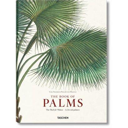 The Book of Palms, Martius Taschen
