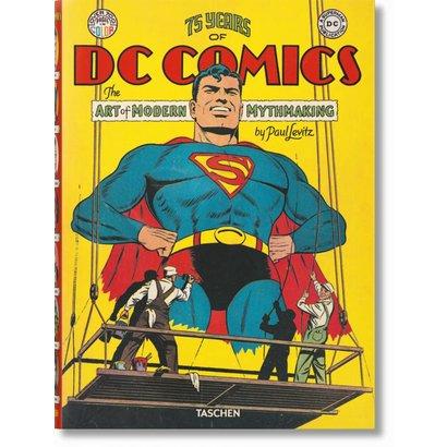 75 Years of DC Comics.The Art of Modern Mythmaking Taschen