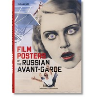 Film Posters of the Russian Avant-Garde Taschen