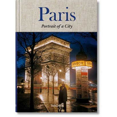 Paris Portrait of a City Taschen