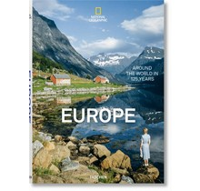 National Geographic  Around the World in 125 Years  Europe Taschen