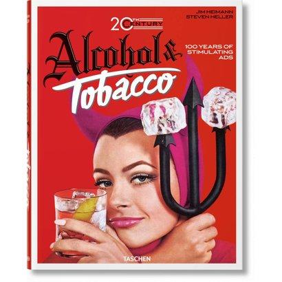 20th Century Alcohol & Tobacco Ads Taschen
