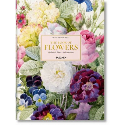 Redouté The Book of Flowers Taschen
