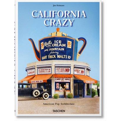 California Crazy American Pop Architecture Taschen