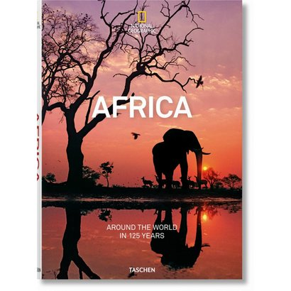 National Geographic Around the World in 125 Years Africa