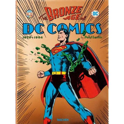 The Bronze Age of DC Comics Taschen