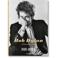Daniel Kramer Bob Dylan: A Year and a Day Taschen