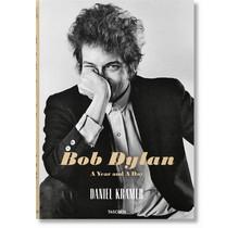 Daniel Kramer Bob Dylan: A Year and a Day Taschen