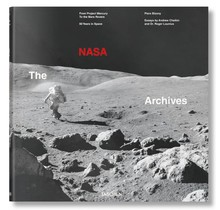 The NASA Archives: 60 Years in Space Taschen