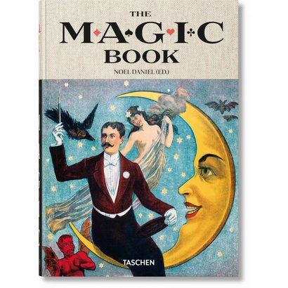 The Magic Book Taschen