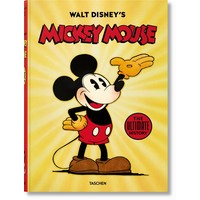 Walt Disney's Mickey Mouse: The Ultimate History Taschen