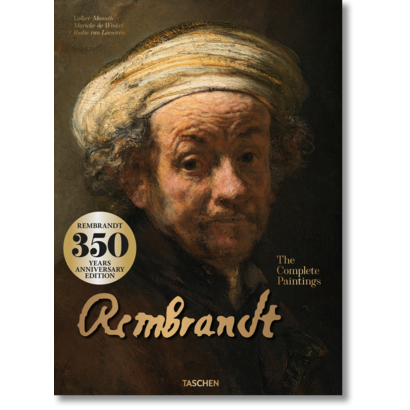 Rembrandt The Complete Paintings Taschen (NL Editie)