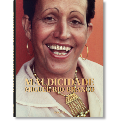 Miguel Rio Branco Maldicidade Taschen
