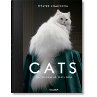 Walter Chandoha Cats. Photographs 1942–2018