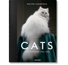 Walter Chandoha Cats  Photographs 1942–2018