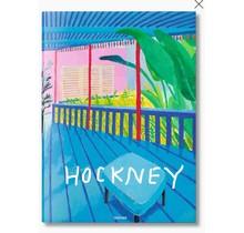 A Bigger Book David Hockney Taschen  ART EDITION