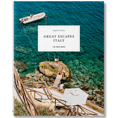 Great Escapes Italy 2020 Edition Taschen