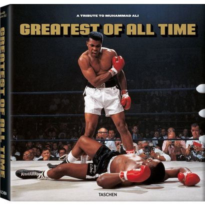 GOAT - Greatest Of All Time Taschen