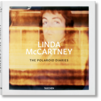 Linda McCartney The Polaroid Diaries Taschen