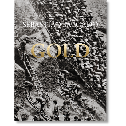 Sebastião Salgado Gold Taschen