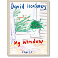 David Hockney. My Window Limited Edition