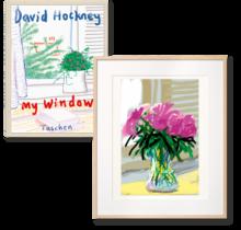 David Hockney. My Window Limited Art Edition