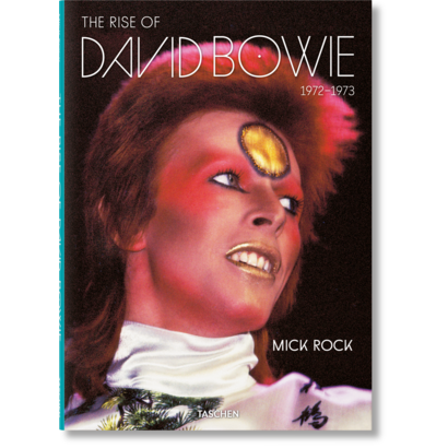 The Rise of David Bowie, 1972-1973 Mick Rock