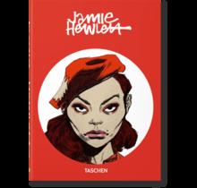 Jamie Hewlett 40th Anniversary Edition