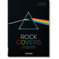 Rock Covers  Taschen 40th Anniversary Edition