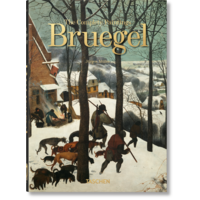 Bruegel The Complete Paintings Taschen 40th Anniversary Edition